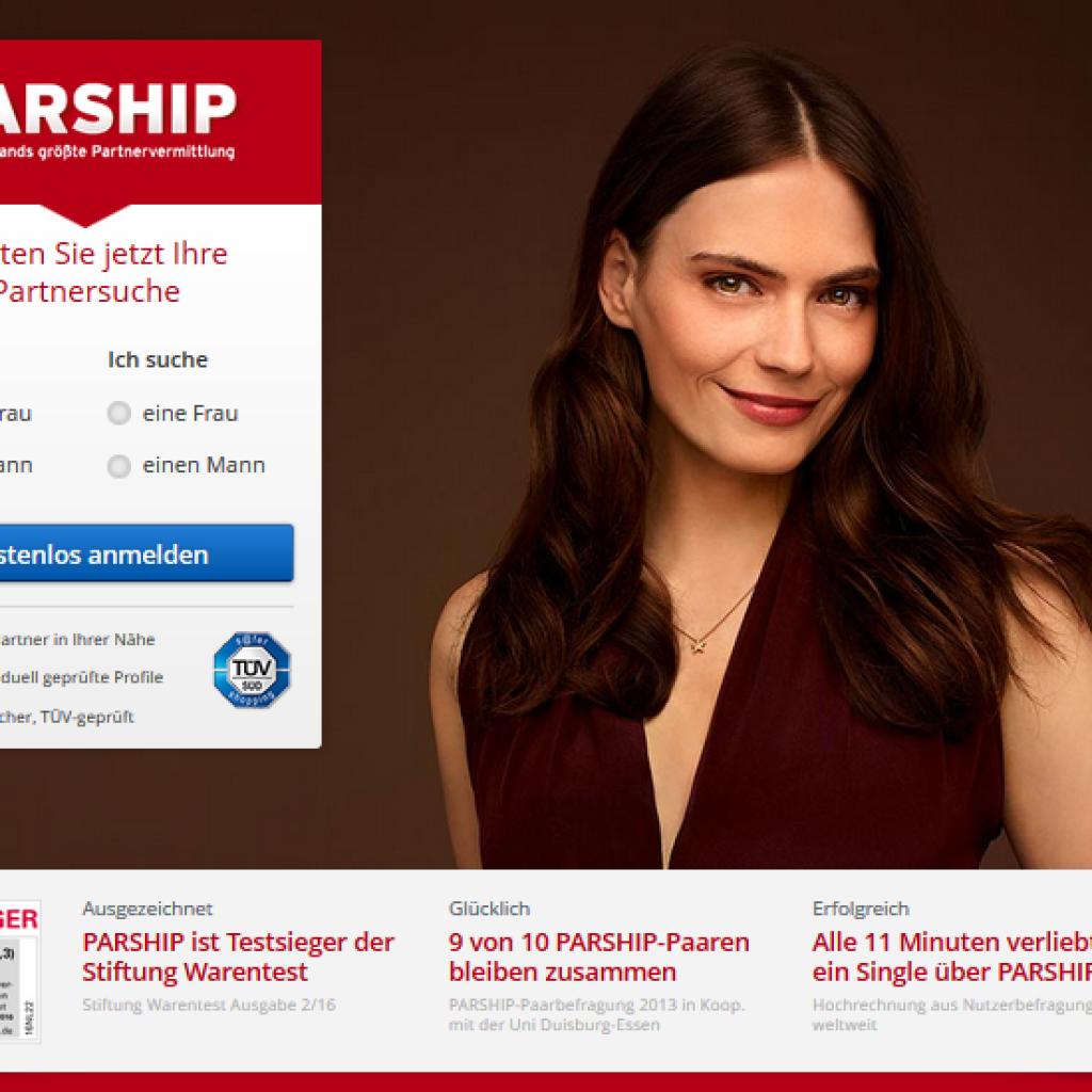 parship kontakt email