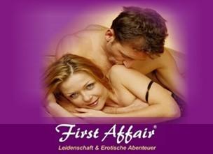 First Affair Model