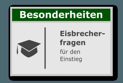 Neu.de - Eisbrecher-Fragen