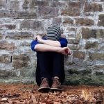 Einsamkeit nach Trennung einer Beziehung